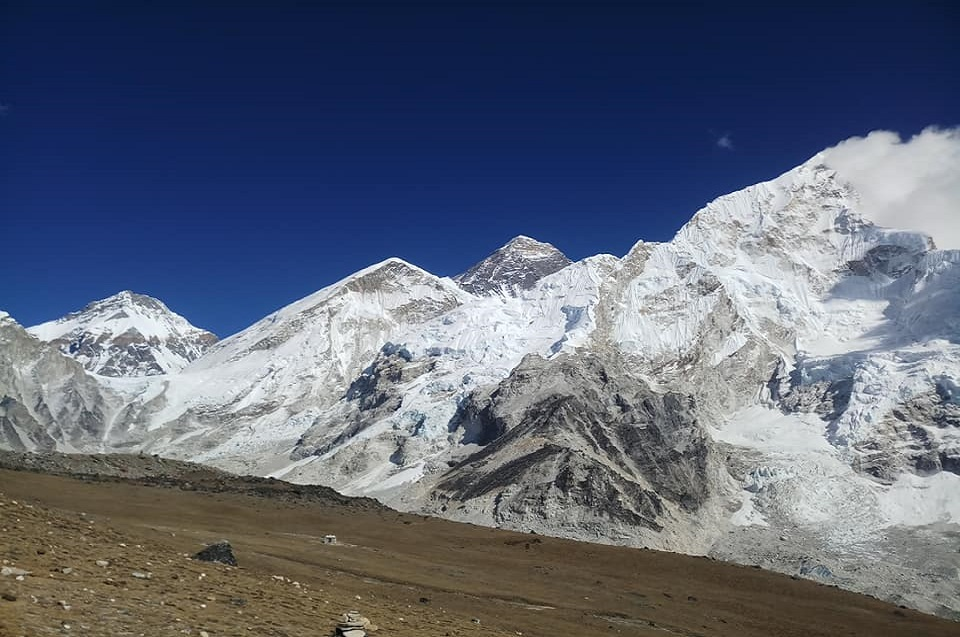How Difficult is Everest Base Camp Trek?