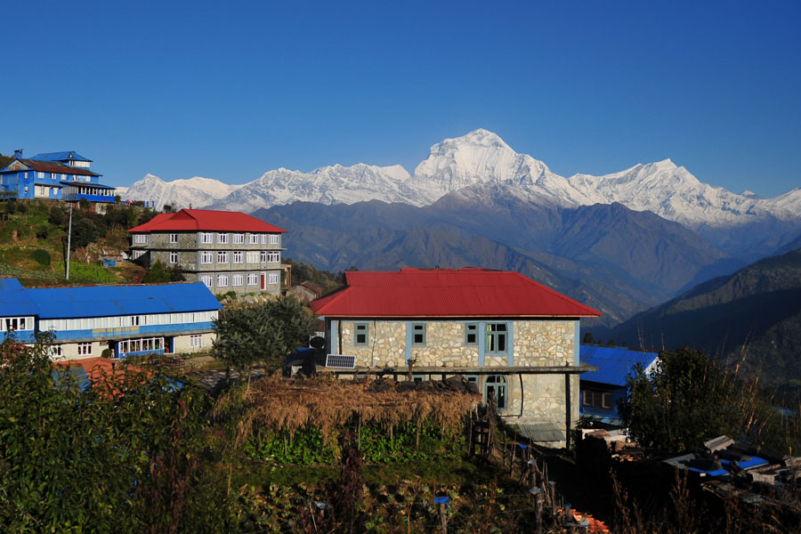 Poon Hill and ABC Trek