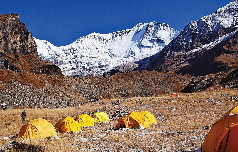 Mt Saipal Trek