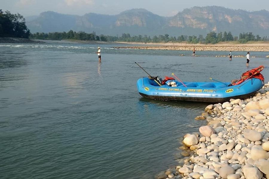Seti/Karnali (Fishing)