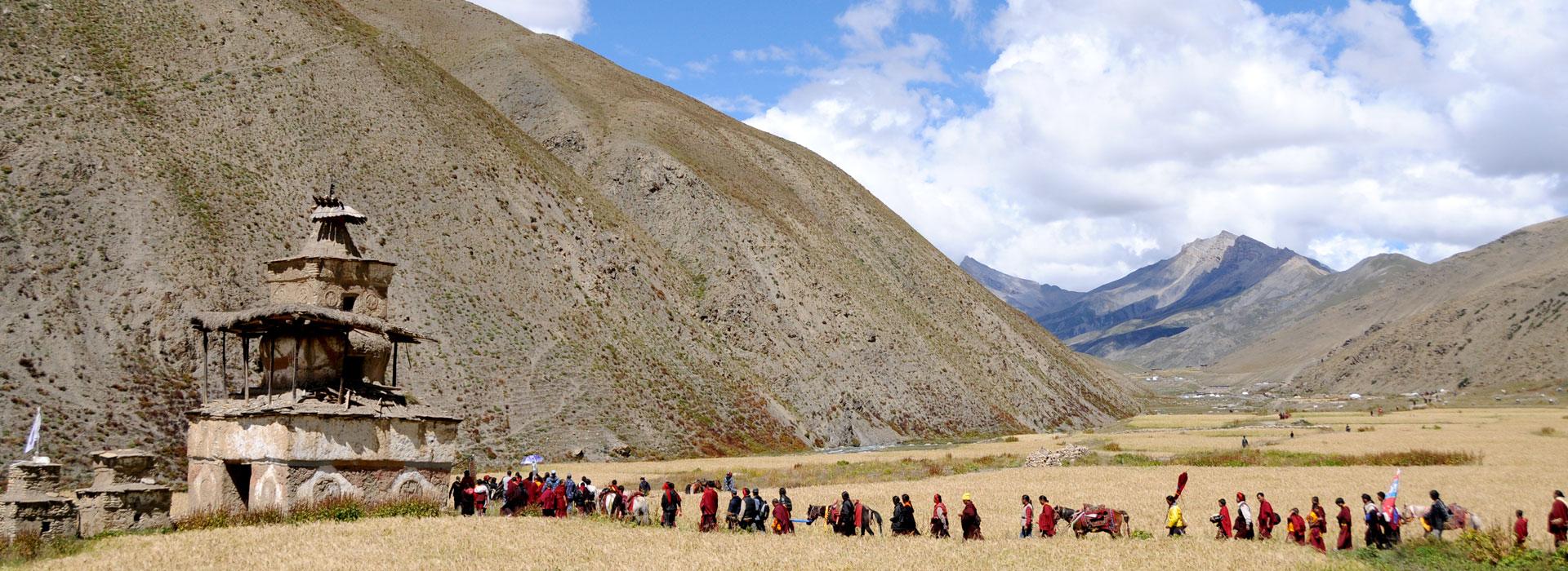 Dolpo Region Trekking