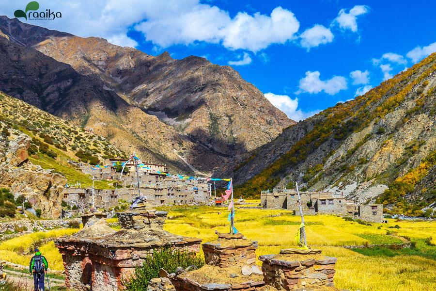 Simikot & Limi Valley Trek