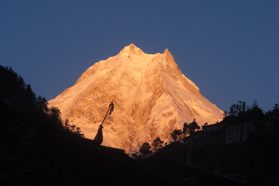 Manaslu Region Treking