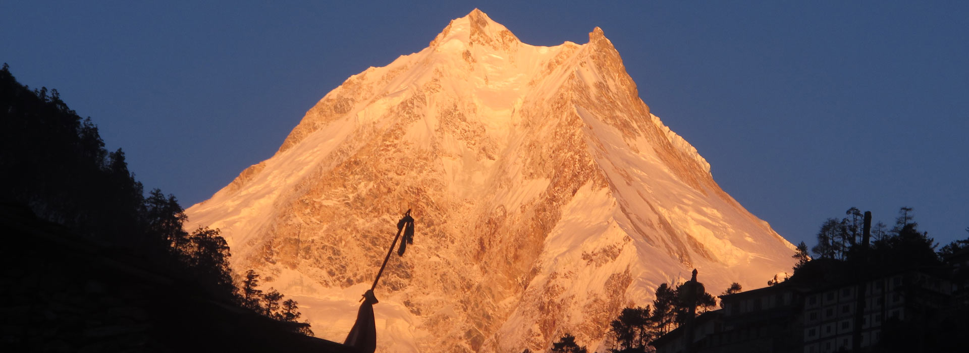 Manaslu Region Treking